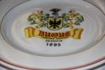 Фирменная керамика ресторана