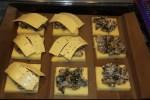 Полента с грибами и сыром