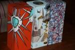 Дизайнерские коробки для текилы