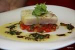 Белуга в чесночном масле от Патрика Анриру