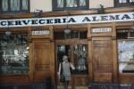 Мадрид. Любимая пивная Хемингуэя