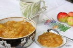 Домашнее яблочное пюре