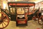 Самый старый экспонат музея карет, испанский экипаж 16 века