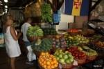 На рынке на острове Мадейра. Фуншал