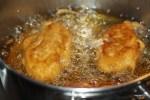 Жарим рыбу в растительном масле
