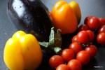Овощи для ригатони