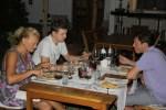 Накормила семью в Аргентине