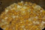 Варим похлебку из кукурузы