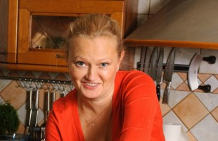 """Автор кулинарного блога """"Вся Соль"""" Ольга Бакланова"""