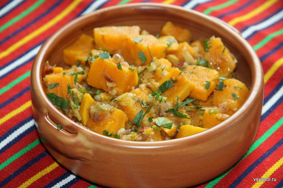Батат – рецепты простых блюд