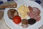Ирландский завтрак на московской даче