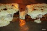 Запекаем бутерброды, политые соусом бешамель