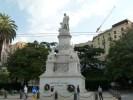 Памятник Христофору Колумбу в Генуе