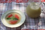 Суп из дыни с грейпфрутом от Феррана Адриа
