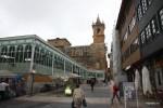 Рынок Эль Фонтан в Овьедо, Астурия, Испания