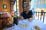 В ресторане Casa Ramon, Овьедо. Астурия