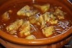 Баскская похлебка мармитако