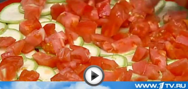 Карпаччо из молодых кабачков (видео рецепт)   Вся Соль