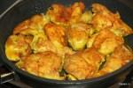 Обжариваем цыпленка