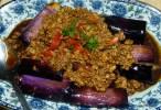 Ресторанный вариант кухни ньонья. Остров Пинанг, Малайзия