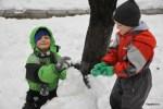 Пришла зима! 1 декабря 2012 г.