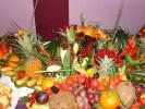 Изобилие фруктов - одна из приятных черт малайзийской кухни