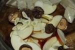 Овощи и фрукты для маринада