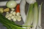 Овощи для кимчхи