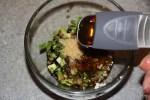 Готовим соус для тофу