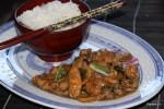 Курица Три Вкуса по-тайваньски