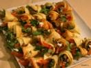 Блинчики с овощами