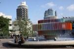 Площадь Дизингоф названа в честь первого мэра Тель-Авива, уроженца села Якимовичи, Меира Дизингофа