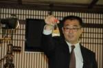 Эксперт компании Kikkoman Савано-сан прибыл на презентацию в Москву из Дюссельдорфа