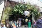 Под крышей Большога шатра в Баллималое проходили основные события литературного пикника