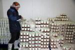 Йогурты с фермы Гленилен отправляются на экспорт в Англию