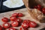 Секрет вкусного тарта в хороших летних помидорах