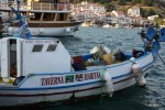 Каждая уважающая себя таверна в Пифагорио имеет свою рыбацкую лодку