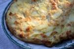 Тарт Татен столь же хорош с картофелем, сколь с яблоками