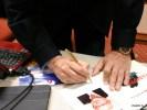 Авторграф Хосе Пеньина для блога Вся Соль