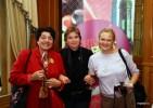 С энологом Ириной Годуновой на Неделе португальского вина в Москве