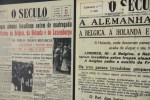 Португальские газеты сообщают о захвате фашистами Бельгии, Голландии и Люксембурга