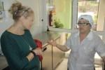 Мария Элена Суареш рассказывает о своем кондитерском производстве
