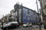 Церковь на углу торговой улицы Санта-Катарина, Порту