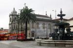 Один из соборов в центре Порту
