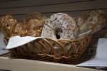 Свежий хлеб на заводе Фацер под Хельснки