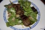 Французский салат ландез