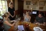 Дегустация белых вин в хозяйстве Антоний Руперт во Франшхуке
