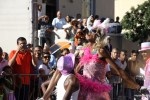 Некоторые танцы на параде Каапсе Клопсе носят довольно причудливый характер