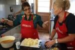 В малайзийско-африканское карри добавляют картофель