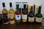 Различные сорта ирландского виски